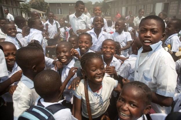 Rumor school Kinshasa