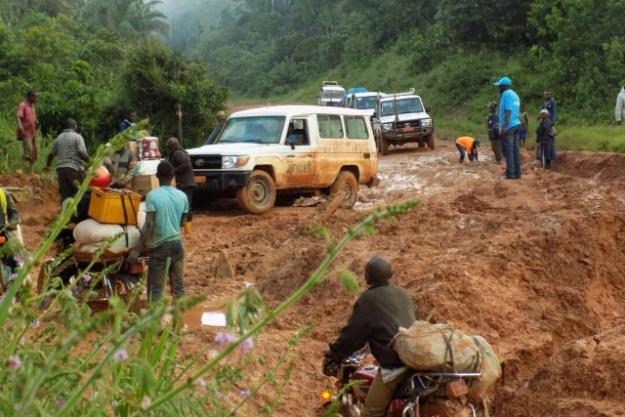 L'UNICEF sur le terrain