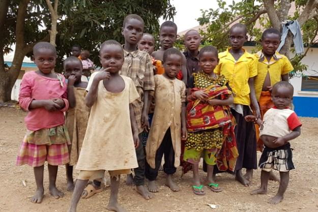 situation des enfants en Ituri