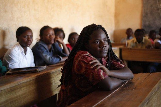 Menstrual Hygiene in DRC