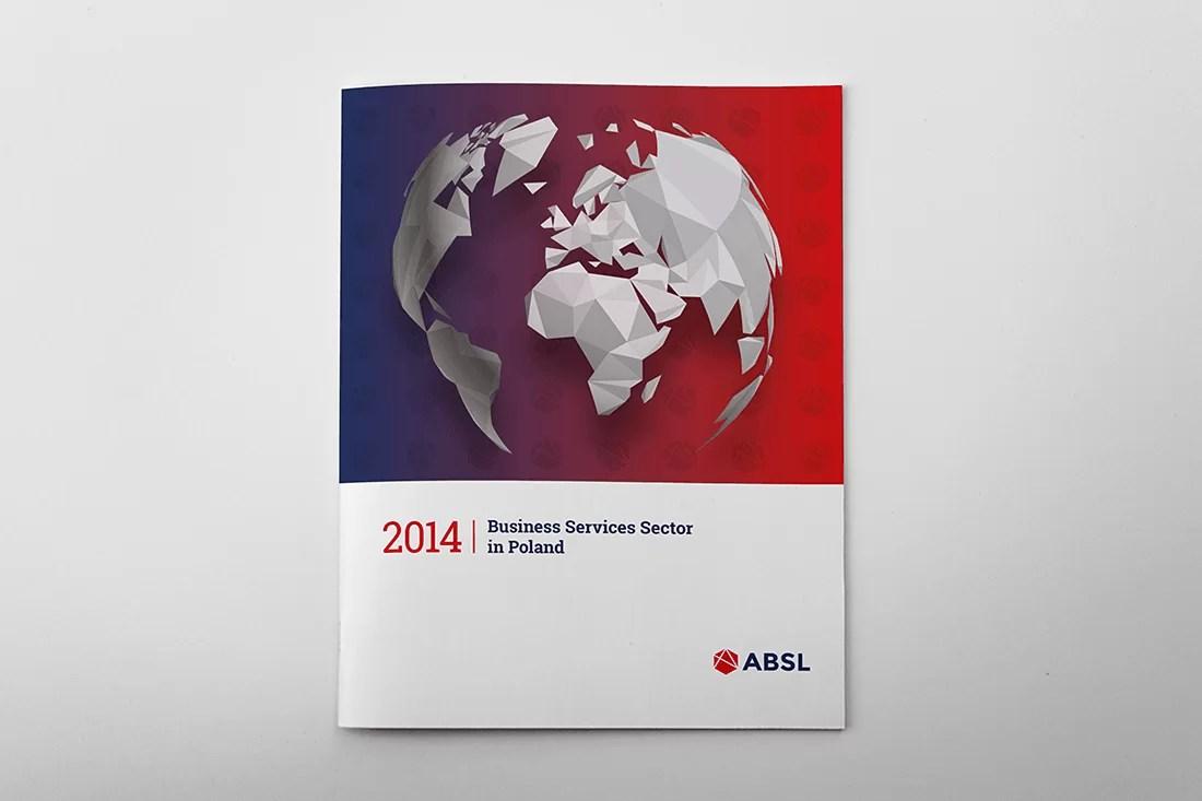 Okładka raportu rocznego