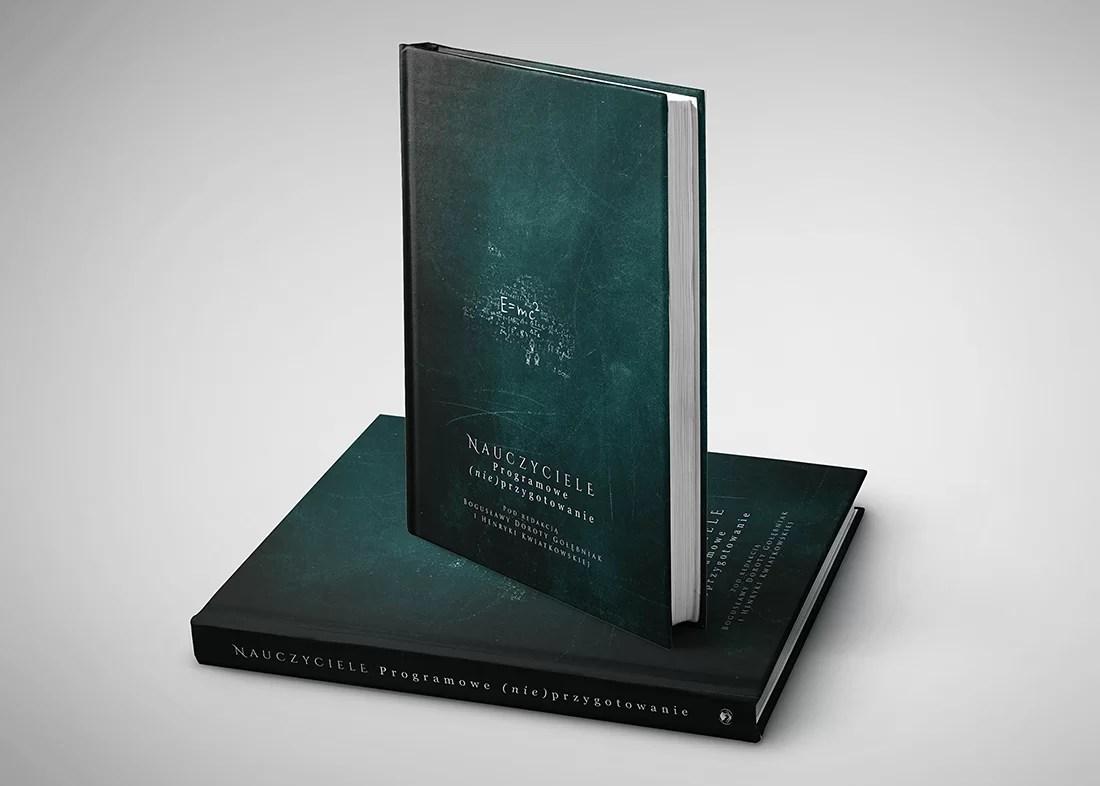Okładka książki mockup