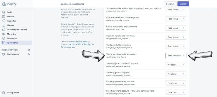 Guía para editar código fuente de Shopify en local con Theme Kit 7