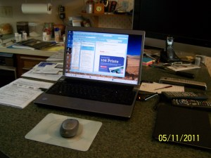 Laptop.Part of the Modern World