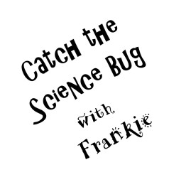 Catch the Science Bug with Frankie - in two crazy fonts! :)