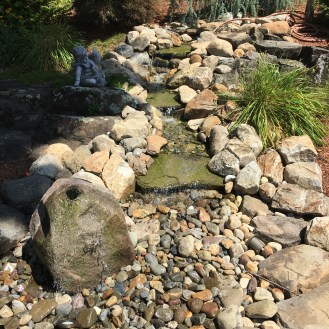 pondless stream