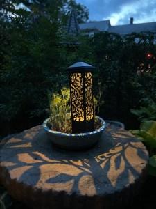 Landscape Lighting & Garden Accents