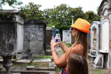 Pictures in the Lafayette Cemetery. © Violet Acevedo
