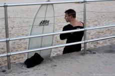 After a day of surfing. © Violet Acevedo