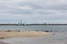 St. Kilda Pier. © Violet Acevedo