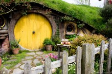 Sam's hobbit hole. © Violet Acevedo