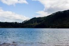 Blue Lake. © Violet Acevedo