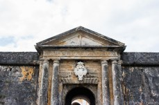 The entrance to Castillo San Felipe del Morro. © Violet Acevedo