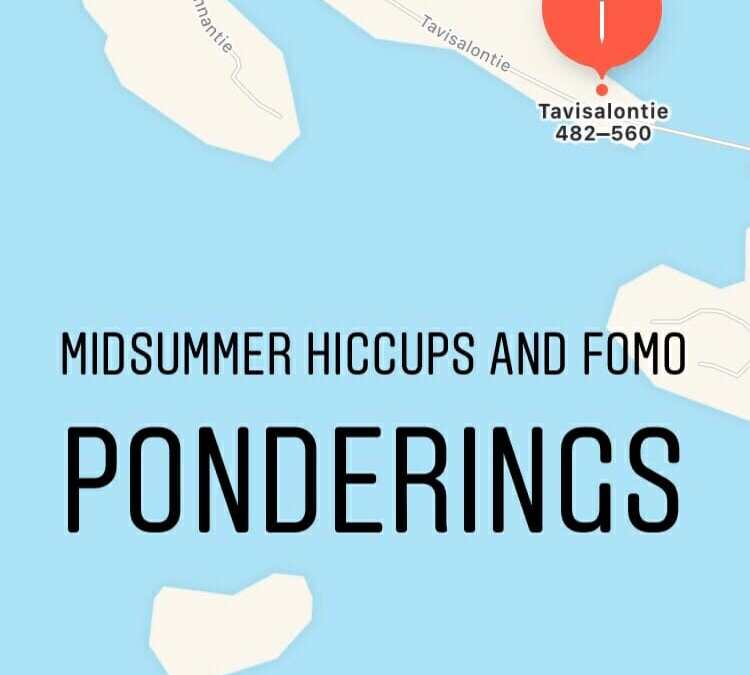 Midsummer Hiccups and the FOMO Effect