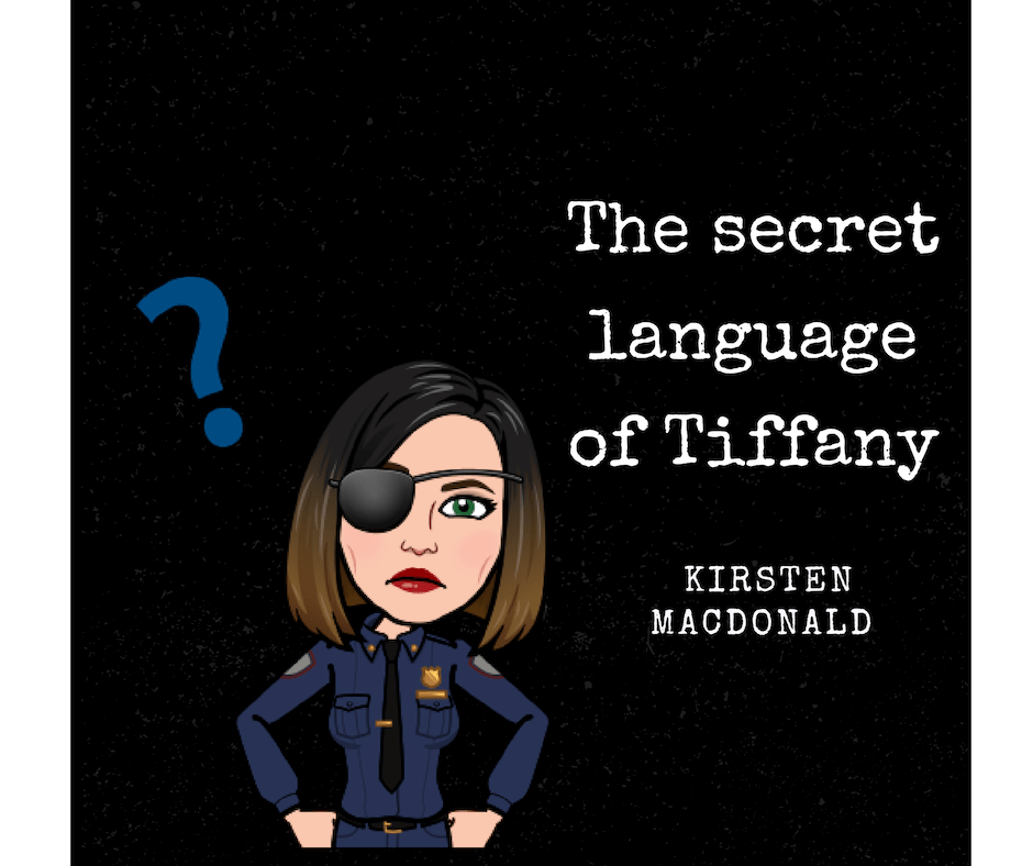 The Secret Language of Tiffany, learning to be vulnerable with disease