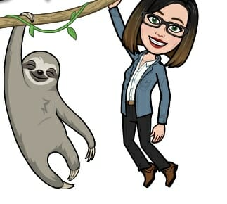 Sloth Ponderings Kirsten Macdonald