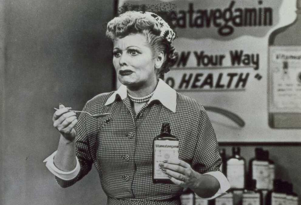 Lucille Ball -More Than Just A Funny Face
