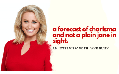 A Forecast Of Charisma And Not a Plain Jane In Sightm