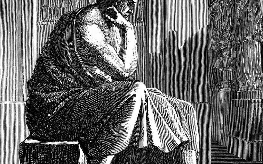 Aristotle's Insights and The Curious Incident Of His Wife on The Isle of Lesbos