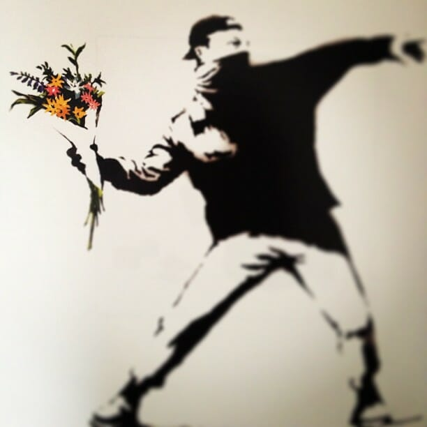 The Inside Files of The Mysterious Banksy