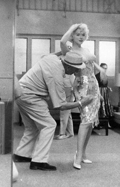 The Small Town Boy Who Undressed Marilyn