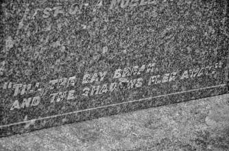 Headstone, Quote, Scotland, Cemetery