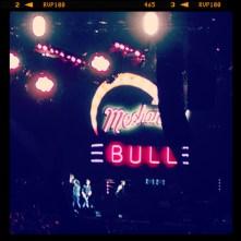 kings of leon, concert, mechanical bull, instagram