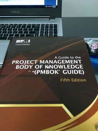 PMP, Study Guide