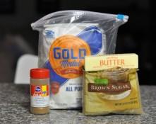 pumpkin streusel muffin recipe, baking
