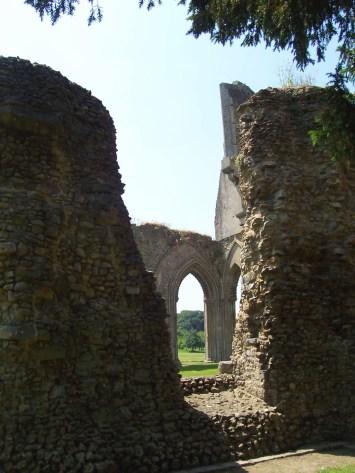 Glastonbury Abbey England