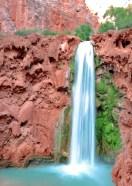 Havasupai Indian Tribe, Havasupai Falls, Havasu Creek, Mooney Falls