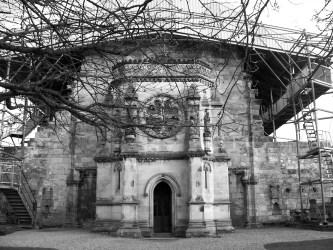 Rosslyn Chapel, Scotland, UK