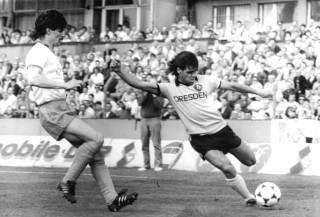 Dynamo Dresden Soccer Germany