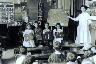 schools england 1912