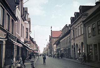 swedish streets