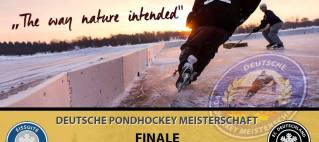 Finale Schierke, Deutsche Pondhockey Meisterschaft