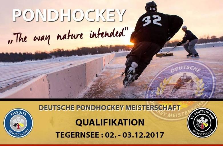 Qualifikation Tegernsee, Deutsche Pondhockey Meisterschaft
