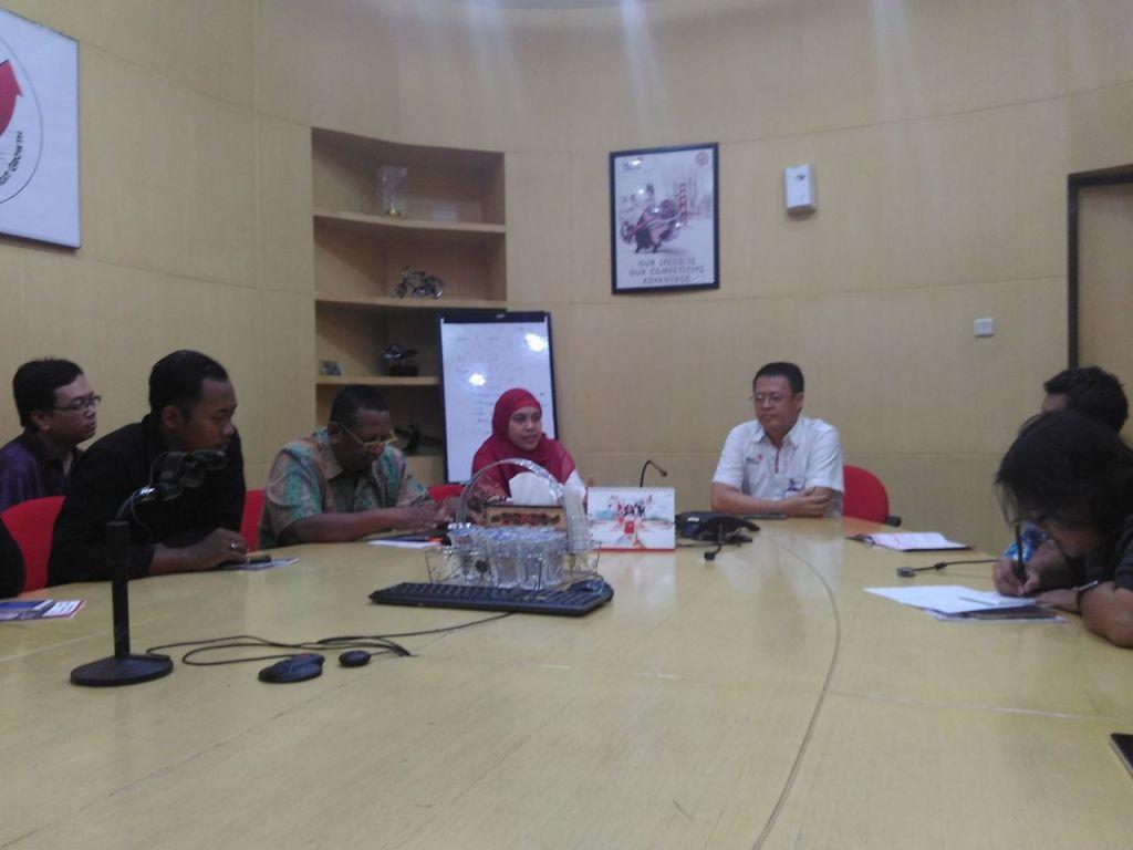 Obrolan Santai Berasama GM Plaza Telkom Witel Yogyakarta