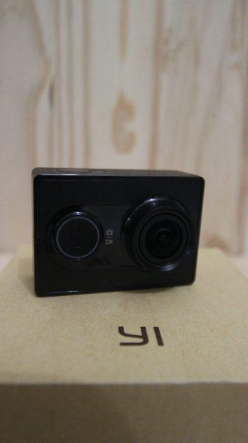 Action Cam Xiaomi Yi Black Edition