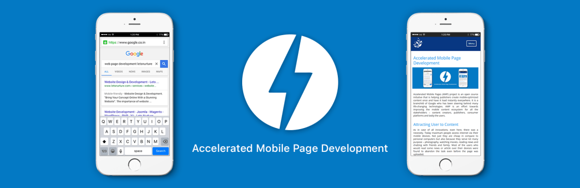 accelerated mobile page