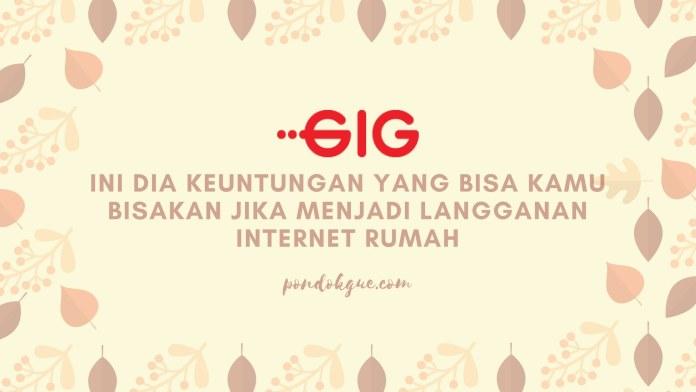 Ini Dia Keuntungan yang Bisa Kamu Bisakan Jika Menjadi Langganan Internet Rumah