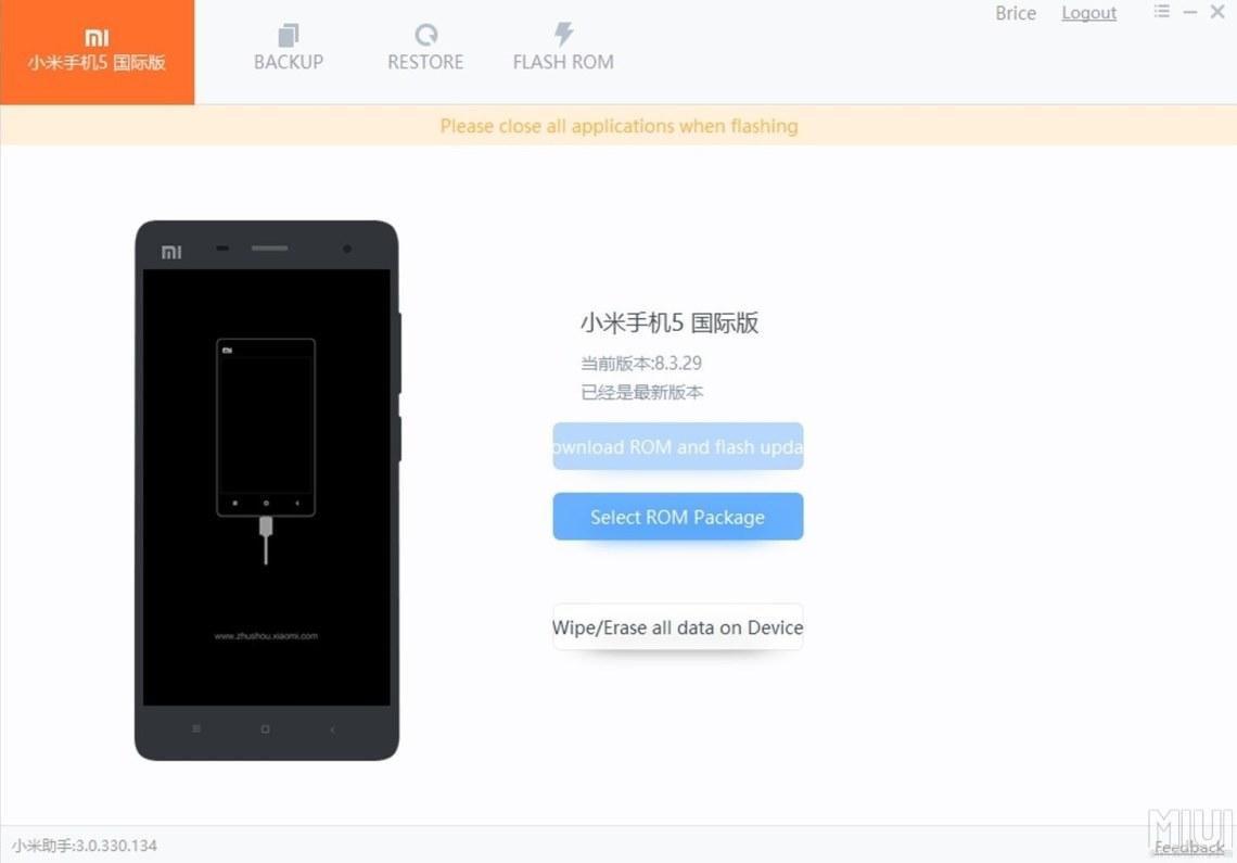 Xiaomi Rilis Mi PC Suite 3.0 Beta-2
