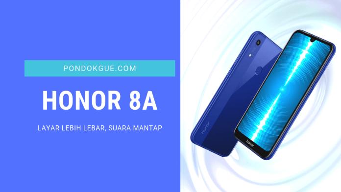 Honor 8A - 3 Rekomendasi Smartphone Ramadhan Terbaik