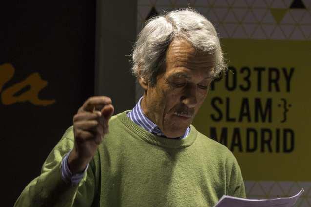 Werner Herzog | Poeta invitado | Poetry Slam especial por el Día Mundial de la Poesía 2014 | Casa Museo Lope de Vega | 21 de marzo de 2014