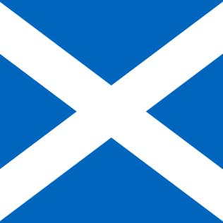 Bandera de Escocia | Reino Unido