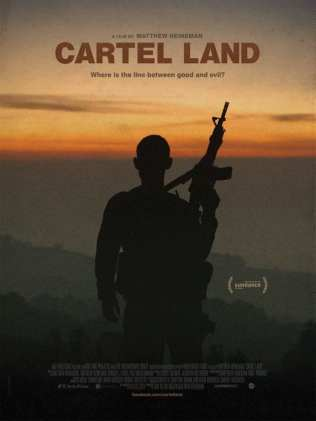 Cartel 'Cartel Land' de Matthew Heineman | EEUU/México 2015 | Mención Especial del Jurado Largometraje Internacional | DocumentaMadrid 2015