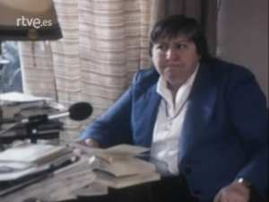Quién es... Gloria Fuertes   Programa ¿Quién es...?   TVE   18/01/1977