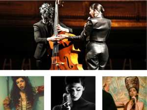 1er Festival Internacional NU-CA   Fernán Gómez-Centro Cultural de la Villa   Madrid   03 al 13/05/2018   De La Puríssima