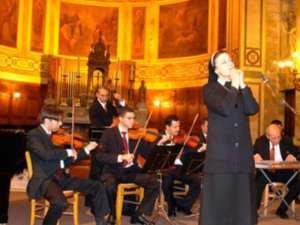 1er Festival de Música Antigua Madrid   MAM19   21/04-05/05/2019   Teatro Fernán Gómez. Centro Cultural de la Villa   Madrid   Soeur Marie Keyrouz y Ensemble de la Paix
