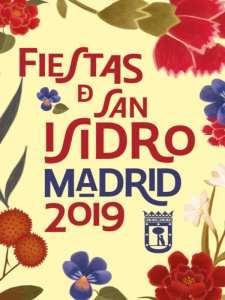 Fiestas de San Isidro 2019 | Madrid | 10-15/05/2019 | Ayuntamiento de Madrid | Cartel